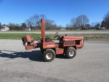 DITCH WITCH 350SX DD PLOW Vibra
