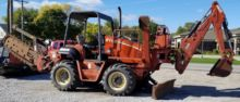 2003 DITCH WITCH RT90 Trenchers