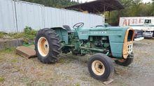 OLIVER 1450 w/Brush Hog Tractor
