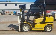 2011 Yale GLP080VX Forklifts
