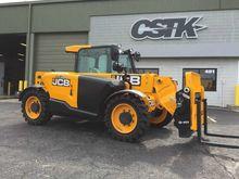 New 2015 Jcb 525-60