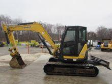 2014 YANMAR VIO80 Excavators