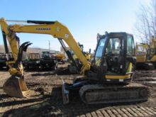 2014 YANMAR VIO80-1 Excavators