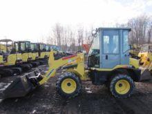 2015 YANMAR V4-6 Wheel loaders