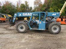 2006 GRADALL G6-42P Forklifts