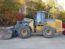 2008 DEERE 644J Wheel loaders
