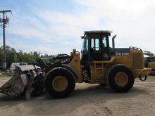 2007 DEERE 624J Wheel loaders