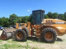 2011 CASE 621E Wheel loaders