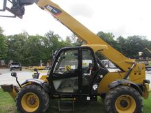 2013 CATERPILLAR TH414C Forklif