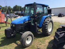2002 NEW HOLLAND TL90 Tractors
