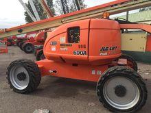 Used 2006 JLG 600A B