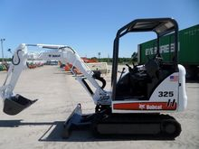 2011 BOBCAT 325 Excavators