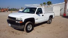 2001 CHEVROLET-GMC 2500HD Pick-