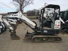 2014 Bobcat E32i Excavators