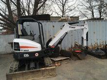2014 Bobcat E35i Excavators