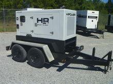 2011 HIPOWER HRYW25T6 Generator