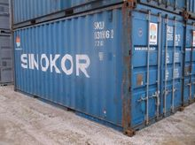 WWT Cargo Containers SHIPPING C
