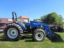 2002 NEW HOLLAND TN65 Tractors