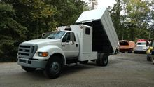 2006 FORD F650 XL SUPERDUTY Chi