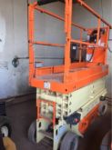2015 JLG 2632ES Scissor lifts