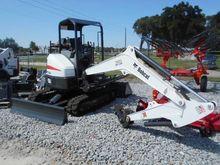 New BOBCAT E35i Mini