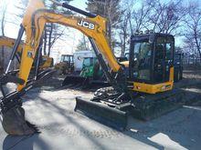 New 2014 Jcb 85Z-1 E