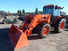 KUBOTA M9000 Tractors