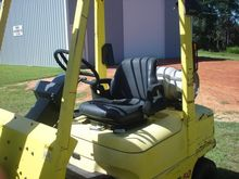 2004 HYSTER H 50 XM Forklifts
