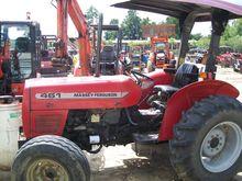 MASSEY FERGUSON 461 Tractors