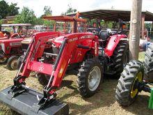 2014 MASSEY FERGUSON 4608L Trac