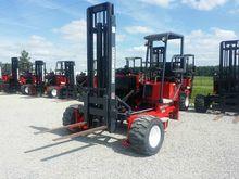 1999 Moffett M5000 Forklifts