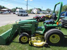 1986 JOHN DEERE 755 Tractors