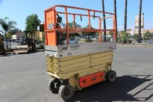 2011 JLG 2630ES Scissor lifts