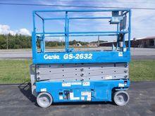 2008 GENIE GS2632 Scissor lifts