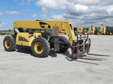 2007 CATERPILLAR TL943 Forklift