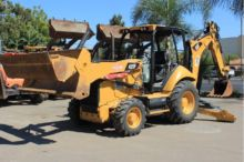 2012 CATERPILLAR 420F Backhoe l