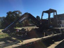 VOLVO EC55B Excavators