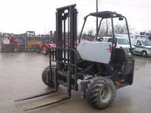 2010 PALFINGER CR55 Forklifts