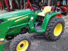 2014 JOHN DEERE 3032e Compact t
