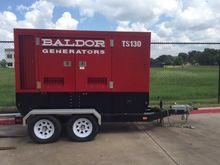 2007 BALDOR TS130 Gensets