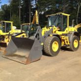 2015 VOLVO L70G Loaders