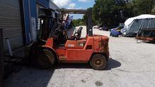 2007 NISSAN F04 JPD80Y Forklift
