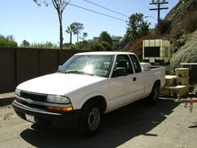 2003 CHEVROLET-GMC S10 Pick-ups