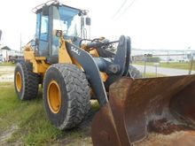2008 DEERE 544J Wheel loaders