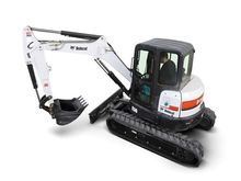 2016 Bobcat E50 T4 Long Arm Exc