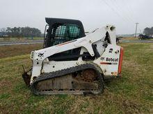 2013 Bobcat T650 Compact track