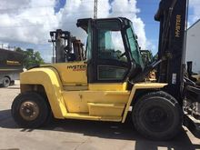 2011 HYSTER H360HD Forklifts
