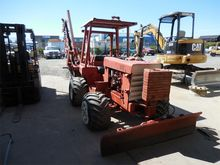1978 DITCH WITCH R40C Trenchers