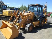 1999 CASE 580SLII Backhoes