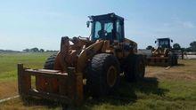 2006 CASE 821C Wheel loaders
